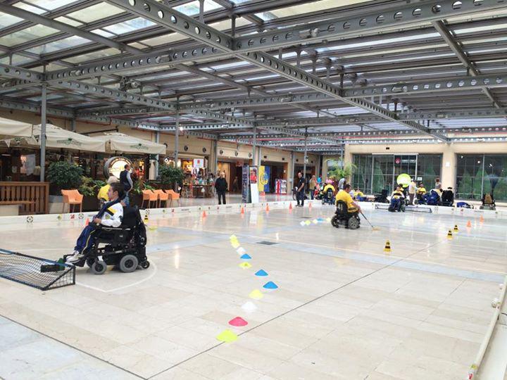Sport disabili Torino - Wheelchair Hockey