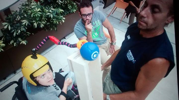 Sport disabili Torino - Nessuno Bocciato