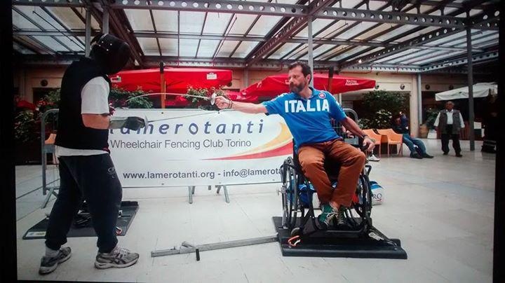 Sport disabili Torino - Lamerotanti