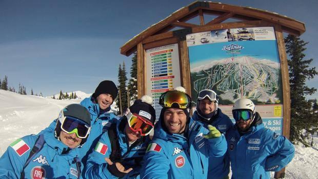nazionale para snowboard