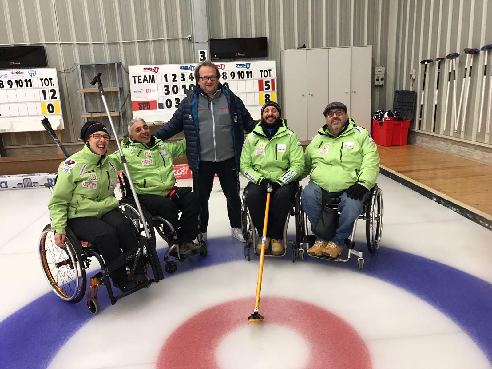 Sportdipiù Curling