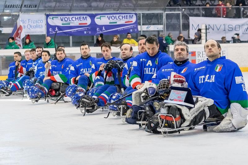 nazionale para ice hockey